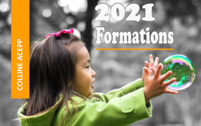 Le catalogue de formation 2021 Colline Acepp est sorti!